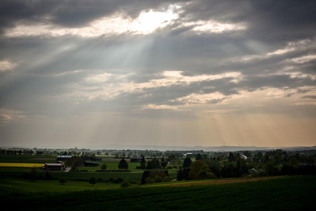 Wolkenstimmung © Marcel Gluschak