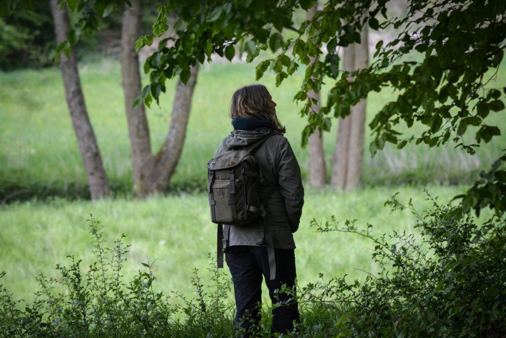 Achtsames Wandern © Marcel Gluschak